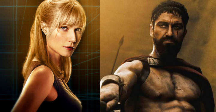Interview: Leonidas & Pepper Potts